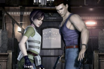 Resident Evil: Zero HD Remaster
