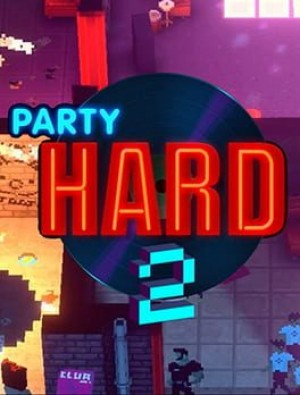 Party Hard 2 Alien Butt